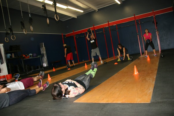 Team WOD Saturdays!