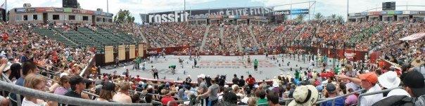 Flashback: 2011 CrossFit Games