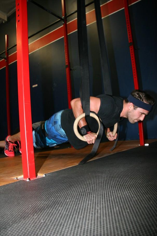 Scott ring push up