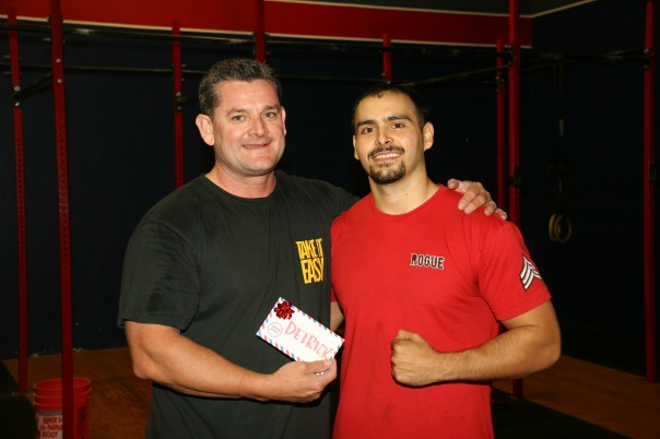 Congrats to Detrick who recently completed our On Ramp Program!