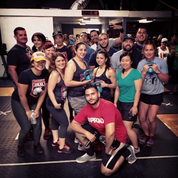 Congrats to all of our CrossFit Askal Competitors
